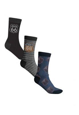 Route 66 35406 A'3 skarpety