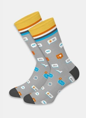 Dots Socks DTS Social Media skarpetki
