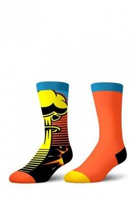 Crazy Socks Organic Cotton A'2 skarpety