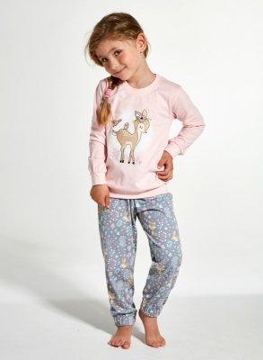 Cornette Kids Girl 594/122 Roe 86-128 piżama dziewczęca