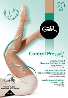 Gatta Control Press 20 den 2-5 rajstopy damskie