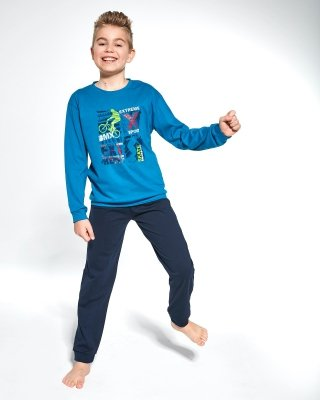 Cornette Young Boy 267/111 Street 134-164 piżama chłopięca