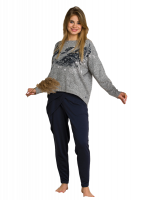 Key LHS 211 B20 piżama damska