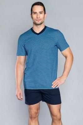 Italian Fashion Gary kr.r. kr.sp. piżama męska