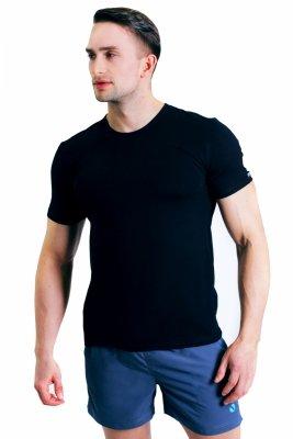 Sesto Senso Art. 112 czarny Koszulka męska