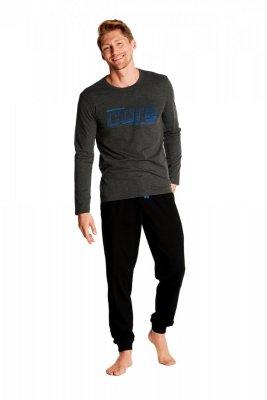 Henderson Ocean 38378-90X Nadruk 3D piżama męska