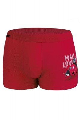 Cornette Walentynkowe Make love 2 010/62 bokserki