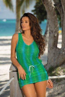 Sukienka plażowa Marko Elissa M-367 Crickiet