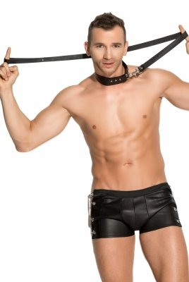 Me Seduce Leash Men 01 Smycz