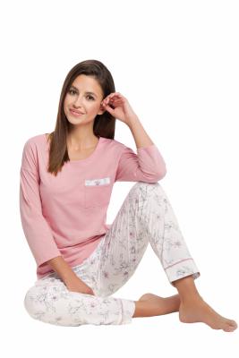 Luna 644 piżama damska