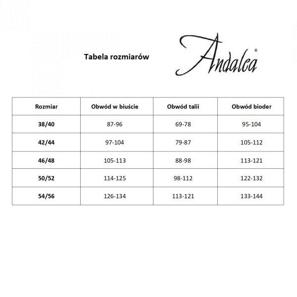 Andalea S/3025 Roxi Komplet
