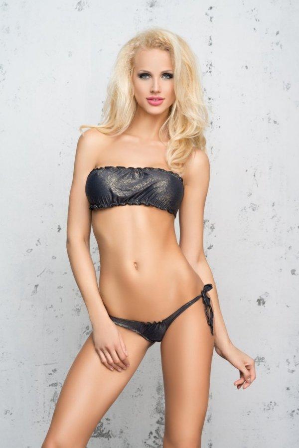 Me Seduce Copacabana Gold 3 Mini bikini