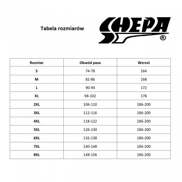 Shepa 034 Kąpielówki (B1D13/12)