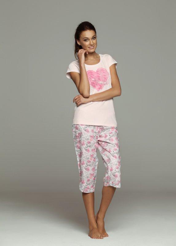 Esotiq Fadia 32058 -03X 32060 -42X piżama damska