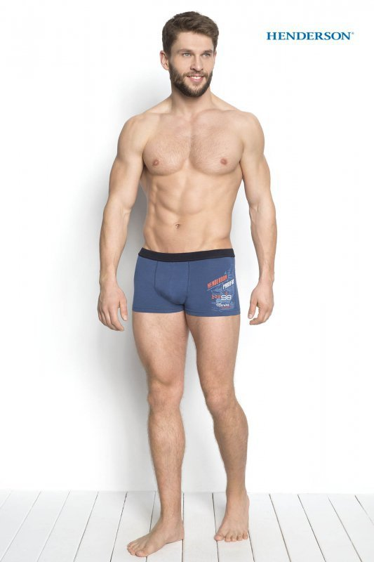 Henderson Denso 34269-55X Niebieskie bokserki