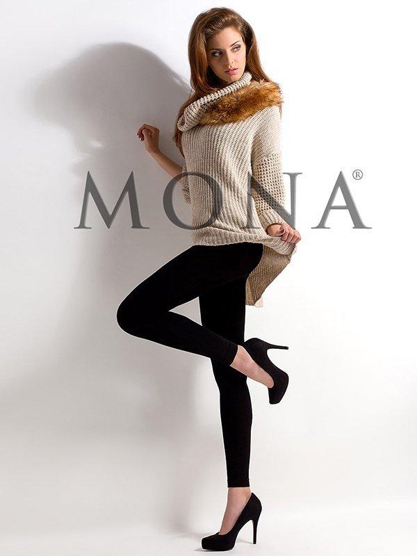 Mona Micro Plush 200 den legginsy
