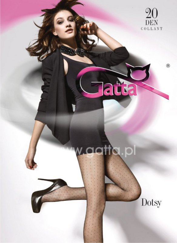 Gatta Dotsy 01 rajstopy