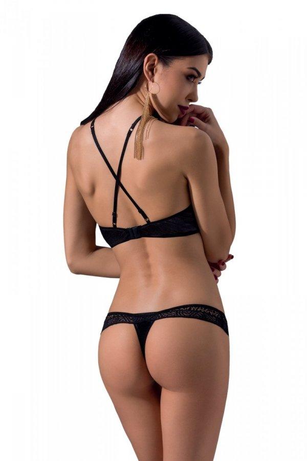 Passion Scarlet bikini black Komplet