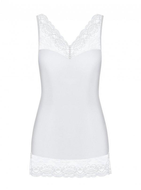 Obsessive Miamor biała Koszulka