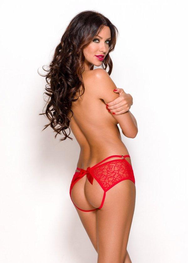 Anais Quinn open Panty