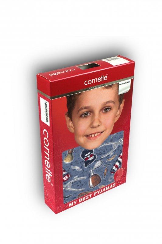 Cornette 185/125 kids Barber 2 kombinezon chłopięcy