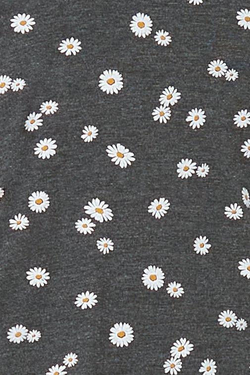 Taro Nessa 2445 grafitowa damska koszula nocna