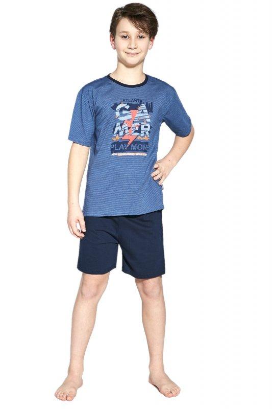 Cornette Gamer 476/92 Jeans piżama chłopięca