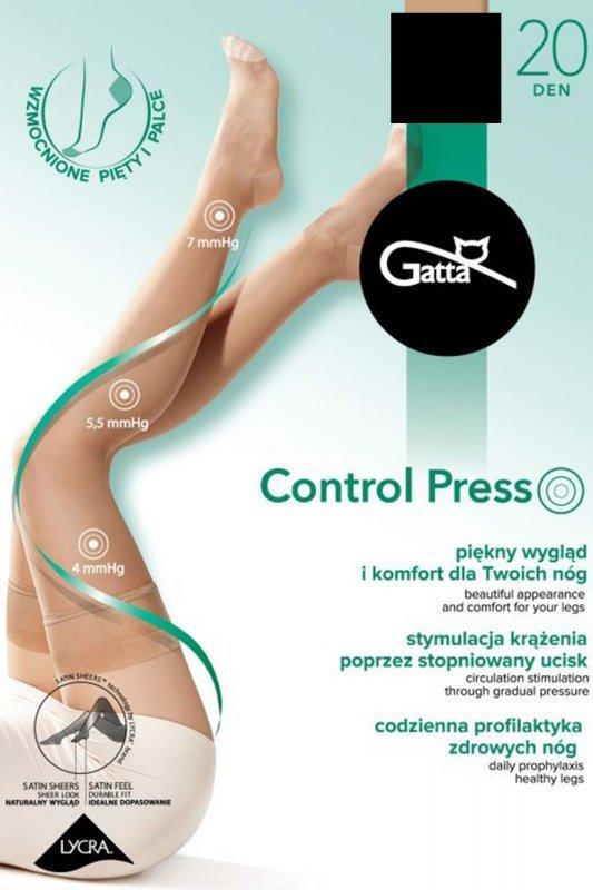Gatta Control Press pończochy damskie