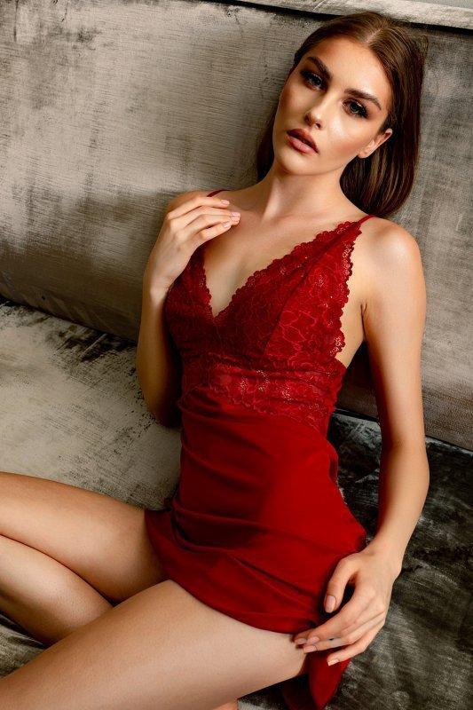Visti 6396 Valentina damska koszula nocna