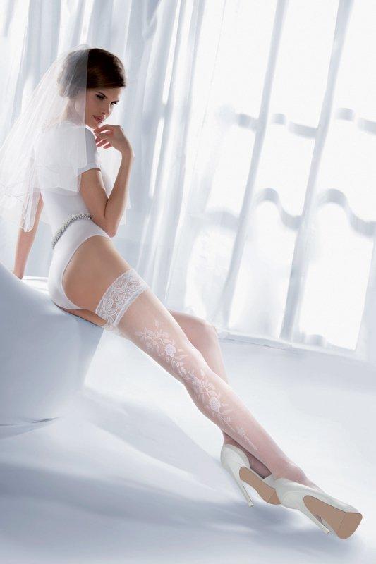 Gabriella Wedding Princessa 06 Code 190 pończochy
