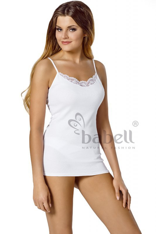 Babell cyntia biały koszulka