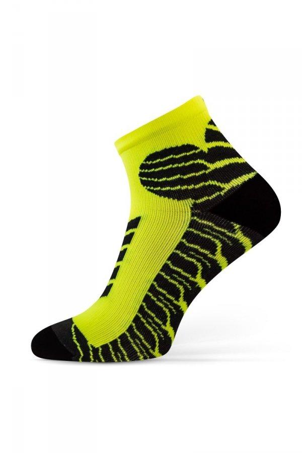 Sesto Senso Sport Socks żółte Skarpety