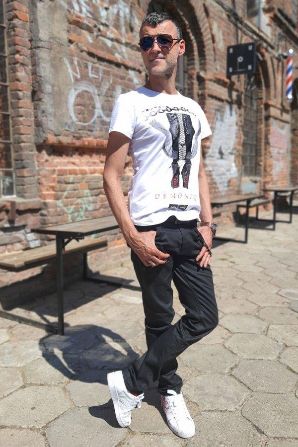 Demoniq TSHFW002 Koszulka męska
