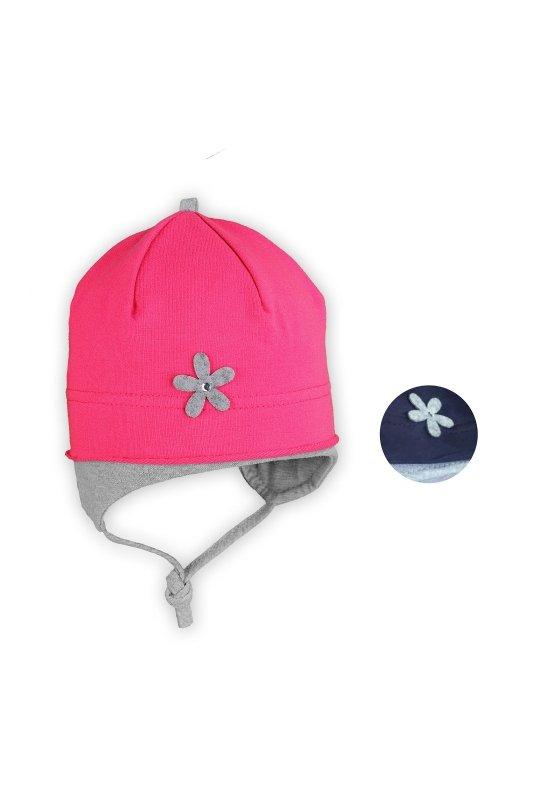 Rebos 7061 Girl czapka dziewczęca