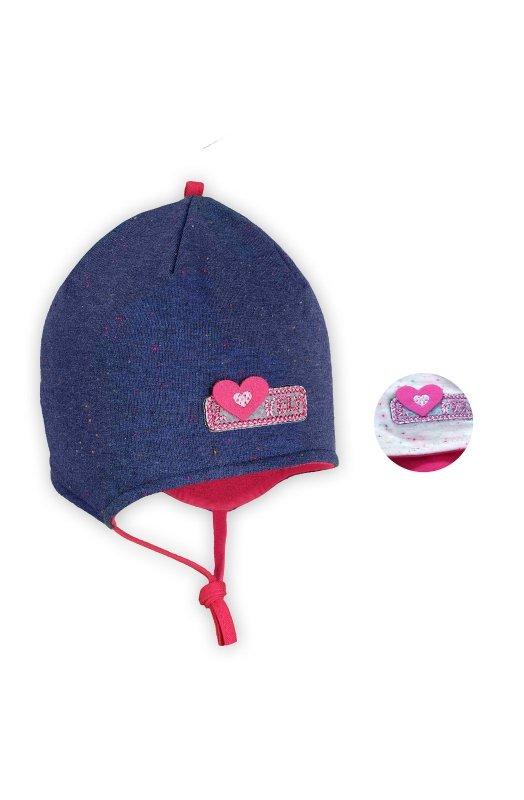 Rebos 7058 Girl czapka dziewczęca