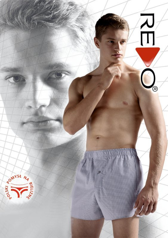 Redo 1BE-671 bokserki męskie