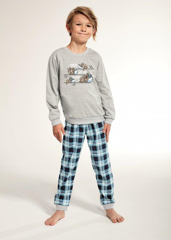 Cornette 593/98 Kids Koala 86-128 piżama chłopięca