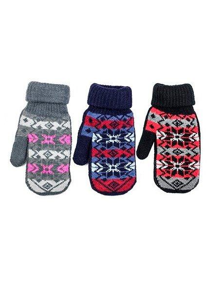 Rak R-145 ze Sznurkiem rękawiczki dziecięce
