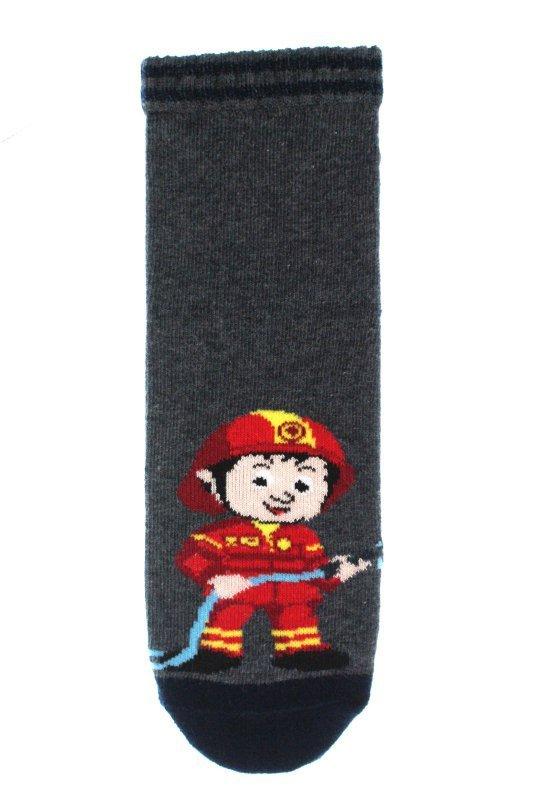 Bratex 2344 Happy Socks Kids Boy 30-37 skarpetki