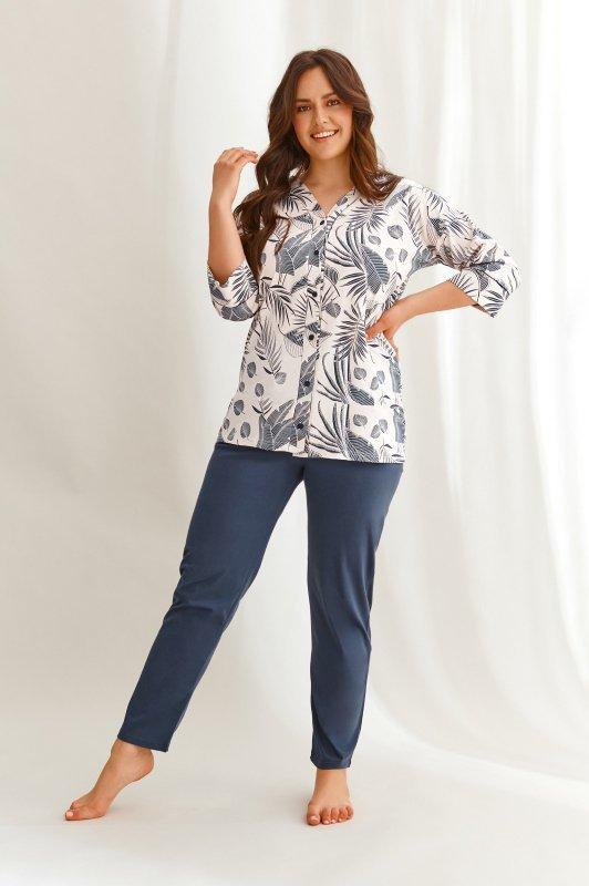 Taro Megan 2613 Z'22 piżama damska plus size