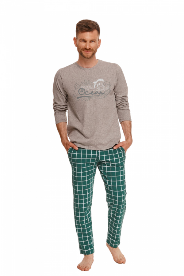 Taro Matt 2631 Z'22 piżama męska