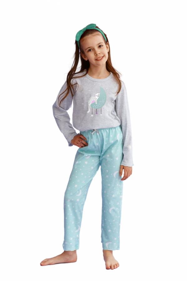 Piżama Taro Livia 2589 Z'22 piżama dziewczęca