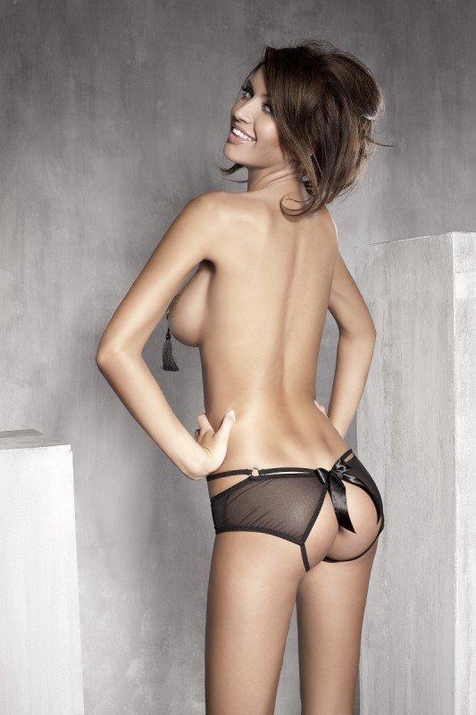 Anais Tess open Panty