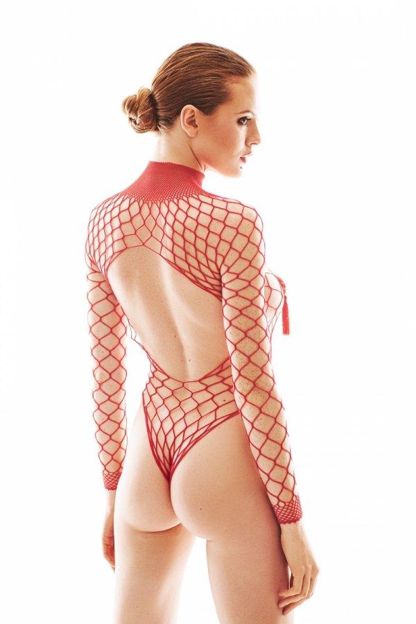 Anais Forca red Body