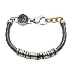 bransoletka Diesel DX1185040 • ONE ZERO • Modne zegarki i biżuteria • Autoryzowany sklep