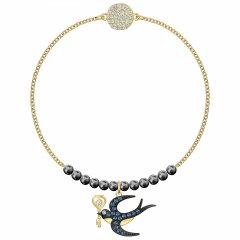 bransoletka Swarovski Remix Collection Swallow Strand