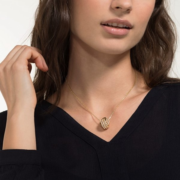 naszyjnik Swarovski 5498997 • ONE ZERO • Modne zegarki i biżuteria • Autoryzowany sklep