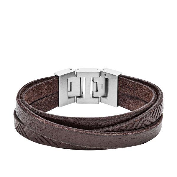 bransoletka Fossil JF03006040 • ONE ZERO • Modne zegarki i biżuteria • Autoryzowany sklep