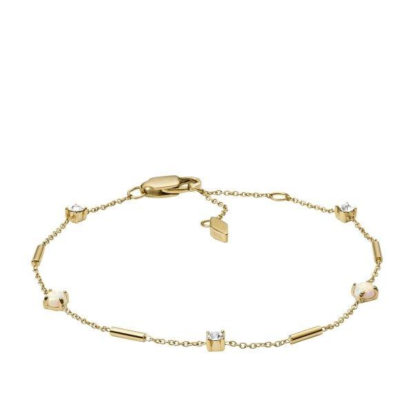 bransoletka Fossil JF03069710 • ONE ZERO • Modne zegarki i biżuteria • Autoryzowany sklep
