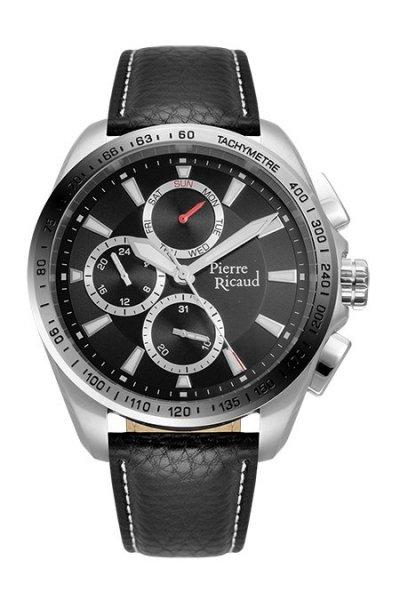 zegarek Pierre Ricaud P97235.5214QF • ONE ZERO • Modne zegarki i biżuteria • Autoryzowany sklep